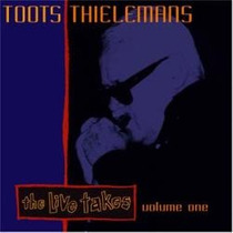 Cd Toots Thielemans - Live Takes Vol. 1 (lacrado)