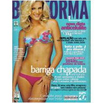 Boa Forma 221 * Nov/05 * Ana Hickmann * Kelly Key