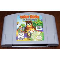 N-64: Diddy Kong Racing Original Americano! Cartucho Novinho