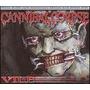 Cd/dvd Cannibal Corpse Vile (delux) =import= Novo Lacrado