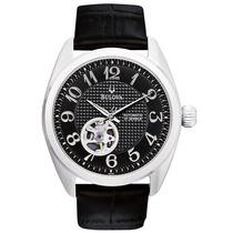 Relógio Bulova Automático Wb21847p - Couro 12 X Sem Juros!