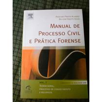 Manual De Processo Civil E Pratica Forense Vol.1 Ano 2008