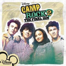 Cd - Camp Rock 2 - The Final Jam