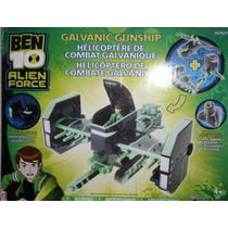Ben 10 Alien Force Gun Ship - Nave Do Ben