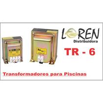 Transformador Tr6 - Para Refletor De Piscina