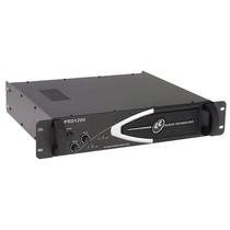Potência Ll Audio Pro 1200 300watts Rms