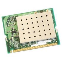 Cartão Minipci Routerboard R52-100mw - Mikrotik Ufl
