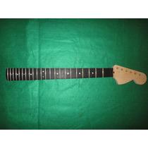 Braço Guitarra Strato Maple Ebano Luthier Fender Trocas