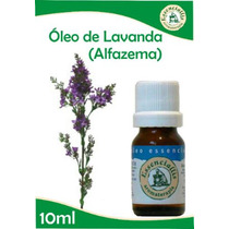 Óleo Essencial De Lavanda ( Alfazema) 10ml - Essenciallis-
