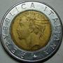 Moeda Da Itália - 1992 - 500 Liras