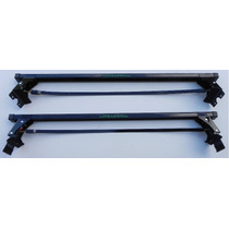 Rack Aço Renault Clio Hatch, Sedan 4 Portas # Rcl4