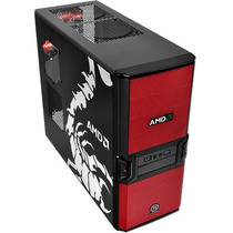 Gabinete Thermaltake V3 Black Amd Edition Usb 3.0 Scorpius