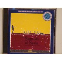 Cd - Miles Davis - Sketches Of Spain - Importado