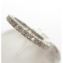 Feliz Joias - Promoção Aliança Inteira De Diamantes 1,16 Cts