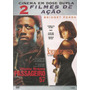 Dvd Filmes: Passageiro 57 & A Assassina (legendado/lacrado)
