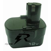 Bateria 12v Tipo 3 Para Furadeira Cd121k - Black & Decker