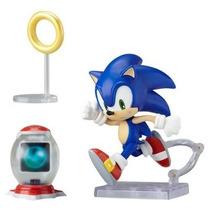 Boneco Colecionável Sonic The Hedgehog Novo