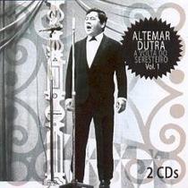 Cd Altemar Dutra - A Volta Do Seresteiro-vol.1