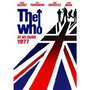 **the Who **at Kilburn 1977 **dvd Duplo Original