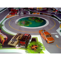Pista Hot Wheels 1,20x0,60m