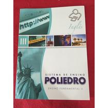 0031 Apostila Poliedro Inglês Vol 3 Ensino Fundamental 2