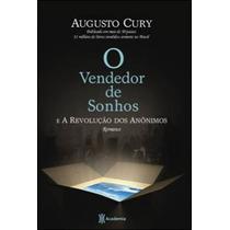 Livro O Vendedor De Sonhos De Augusto Cury - Novo