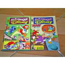 2 Gibis Almanaque Disney Nº 125 E 144 Ed.abril