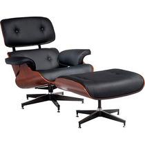 Cadeira Poltrona Charles Eames Home Original Puff Design
