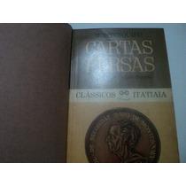 Livro Montesquieu Cartas Persas 1960 Frete Gratis ##