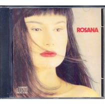 Cd Rosana - Doce Pecado - 1990