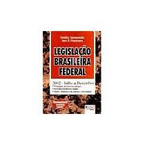 Livro Legislação Brasileira Federal