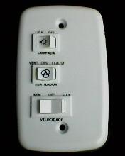 Valor do capacitor para ventilador de teto