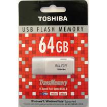 Pendrive Toshiba 64gb Frete Gratis! Aceito Mercado Pago.
