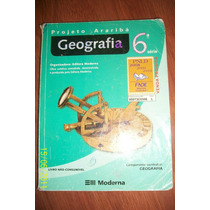 Geografia 6 Série- Projeto Araribá- Editora Moderna