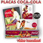 Placas Decorativas Vintage Retrô Coca-cola Pin-ups Antigas