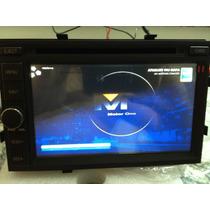 Central Multimidia M1 Gm Cobalt Onix Spin Ltz Gps Tv Digital