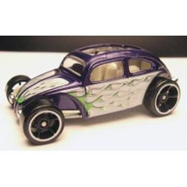 Hot Wheels Custom Volkswagen Beetle 2009