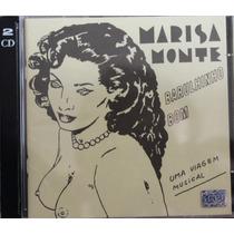 Cd Original Marisa Monte - Barulhinho Bom (duplo)