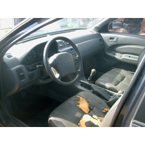 Botão Do Vidro Dianteiro Direito Nissan Maxima 94 30j