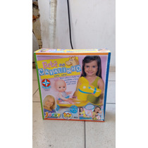 Boneca Bebe Do Cavalinho Estrela (brinquedo Antigo)