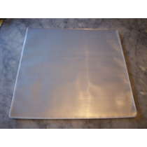 30 Capas Plástico Externo Para Lp Disco Vinil 32x32x0,20