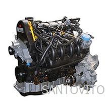 Motor - Fox / Polo / Golf / Santovito