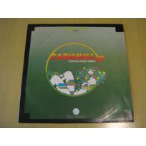 Convocaçao Geral - Vol 1 - Carnaval 77 - 1977 - Lp Vinil