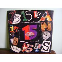Disco Vinil Lp Rádio Cidade 15 Anos - 1994