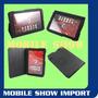 Capa Couro Executiva Luxo Motorola Xoom2 8.2 Media Edition