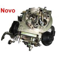 Carburador 2e Novo Mecar Zerado Monza Kadett Alcool Mecar
