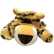 Tigre Deita E Rola Dá Risada Pelucia Nova Brinquedo Criança