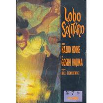 Mangá - Lobo Solitário Nº 07 Sampa