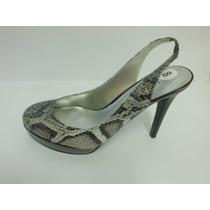 Guess Sapato Estilo Cobra Tam 37 Feminino