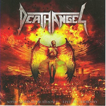 Death Angel - Sonic German Beadown Cd+dvd Lacrado